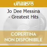 Greatest hits cd musicale di Messina jo dee