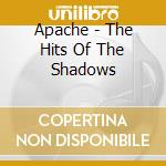 The hits of shadows cd musicale di Artisti Vari