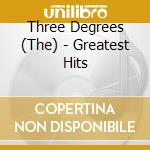 Greatest hits cd musicale di The 3 degrees