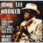 Hooker John Lee - John Lee Hooker cd musicale di Hooker john lee