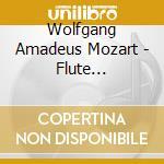 Concerti e sonate per flauto cd musicale di Wolfgang Amadeus Mozart