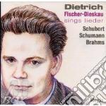 Dietrich Fischer-Die - Famous Lieder cd musicale di Artisti Vari