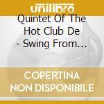 HOT CLUB DE FRANCE cd musicale di Django Reinhardt