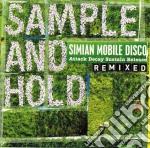 SAMPLE AND HOLD cd musicale di SIMIAM MOBILE DISCO