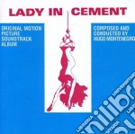Lady In Cement cd musicale di Hugo Montenegro