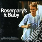Rosemary's baby cd musicale di Miscellanee