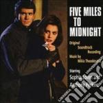 Five Miles To Midnight cd musicale di Mikis Theodorakis