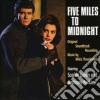 5 miles to midnight, the third dimension cd