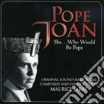 Pope Joan cd musicale di Maurice Jarre
