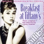 Breakfast At Tiffany'S cd musicale di Henry Mancini