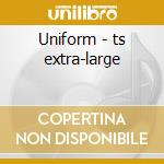 Uniform - ts extra-large cd musicale