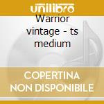 Warrior vintage - ts medium cd musicale