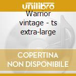 Warrior vintage - ts extra-large cd musicale