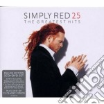 GREATEST HITS 25  (BOX 2 CD + 1 DVD - DELUXE EDITION) cd musicale di SIMPLY RED