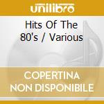 Hits of 80's cd musicale