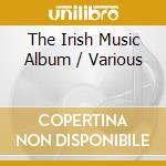 The irish music album cd musicale