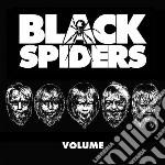 Volume cd musicale di Spiders Black