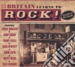 27 HITS OF FIRST BRITAIN LEARNS TO ROCK!  cd musicale di ARTISTI VARI