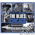 EVOLUTION CHICAGO - THE BLUES CHICAGO     cd musicale di ARTISTI VARI