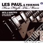 How high the moon - hits and rarities cd musicale di Paul Les
