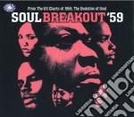 Soul breakout 59 cd musicale di Artisti Vari