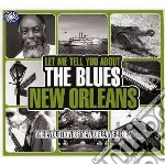 Let me tell new orleans cd musicale di ARTISTI VARI