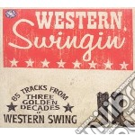 Western swingin' cd musicale di Artisti Vari