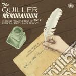 Quiller memorandum vol.1 cd musicale di Artisti Vari