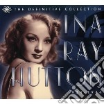 Definitive collection 1934-1944 cd musicale di Ina ray Hutton