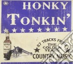 Honky tonkin' - 87 tracks from the golde cd musicale di Artisti Vari