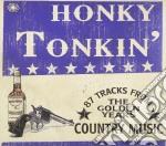 Honky tonkin' - 87 tracks from the golde cd musicale di Artisti Vari