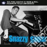 Snazzy sugar cd musicale di Artisti Vari