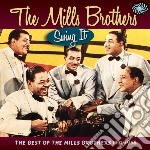 Swing it ! - the best of the millas brot cd musicale di Brothers Mills