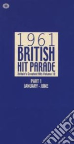 1961 british hit parade- part 1. january cd musicale di Artisti Vari