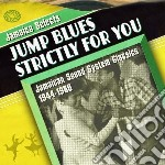 Jamaica selects jump blues strictly for cd musicale di Artisti Vari
