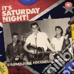 It's saturday night! starday-dixie rocka cd musicale di Artisti Vari