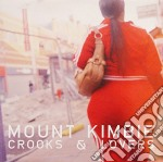 Mount Kimbie - Crooks & Lovers cd musicale di Mount Kimbie