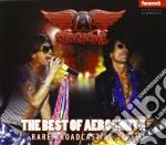 Aerosmith - The Best Rare, Brodcasting Live cd musicale di Aerosmith