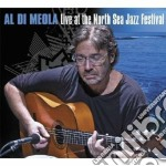 Al Di Meola - Live At The North Sea Jazz Festival cd musicale di Al Di meola