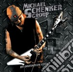 (LP VINILE) By invitation only lp vinile di Michael gr Schenker