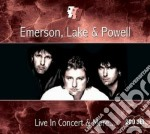 Live in concert & more cd musicale di Lake & powe Emerson