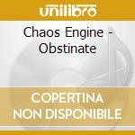 Obstinate cd musicale