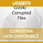 Os corrupted cd musicale