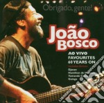 FAVOURITES - 60 YEARS ON cd musicale di Joao Bosco