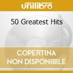 50 GREATEST HITS                          cd musicale di Reba Mcentire