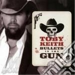 Bullets in the gun cd musicale di Toby Keith