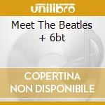 MEET THE BEATLES + 6BT cd musicale di INMATES