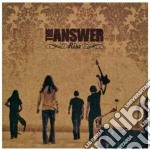 RISE cd musicale di ANSWER