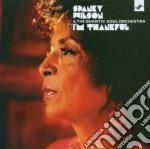 Spanky Wilson - I'M Thankful cd musicale di WILSON SPANKY