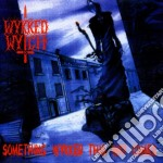 SOMETHING WYKKED cd musicale di Wytch Wykked